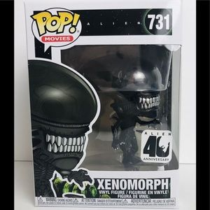 Funko Other - Funko POP Alien Anniversary Specialty Xenomorph